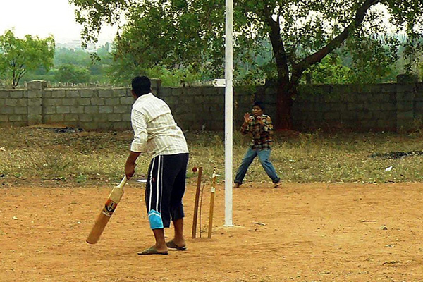 what is the most popular sport in india